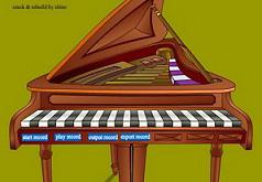 Игры Мелодия на фортепиано
