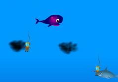 игры рыба кит