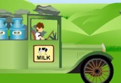 игры бен 10 на молочной ферме