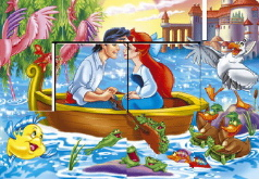игры три русалочки
