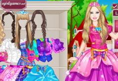игры барби школа принцесс 2