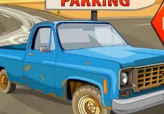 игры парковка деревенских грузовичков