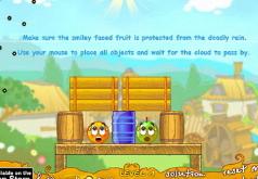 Оранжевое покрытие Игровая часть 3