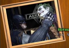 Игры Пазл Бэтмен