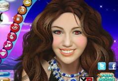 игры макияж майли сайрус 3
