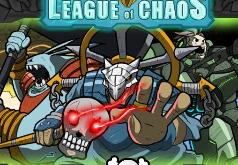 игры лига безумного хаоса