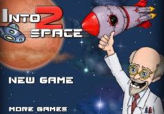 игры летим в космос