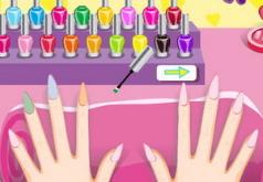 Игры Nail Art