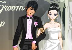 Игры одевать невесту и жениха