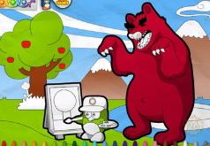 игры атака медведя