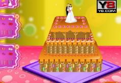 игры готовим еду торты на свадьбу