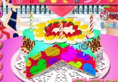 Игры Rainbow Cake Games