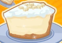 Игры банановый кремовый пирог