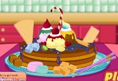 игры вкусное блюдо на десерт