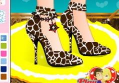 Игры Модный показ обуви