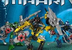игры фабрика героев играть робот герой