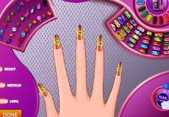 игры салон ногтей хлои