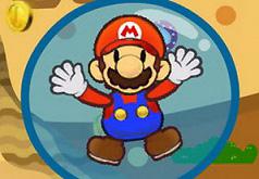 Игра Пузырь Марио Побег