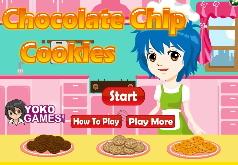 игры шоколадные чипсы