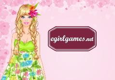 Игры симпатичная кукла на гавайях онлайн