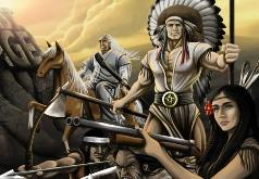 Игры Последние выжившие индейцы