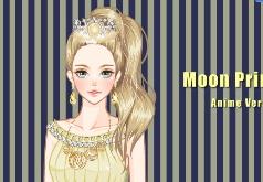 игры лунная принцесса аниме версия