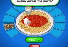 Игры рестораны папы луи паста