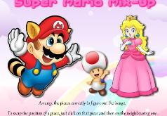 Игры Марио пазл