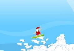 Игры Surfin Santa