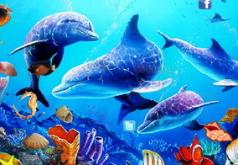 Игры под водой рыбы