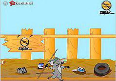 игра танк крыса