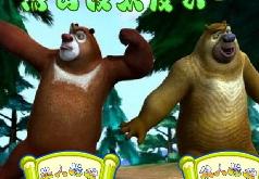 игры на двоих охота на медведей
