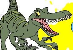 игры аллозавр