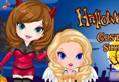 игры покупка костюмов к хэллоуину