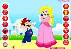 Игры марио и принцесса пич