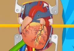 игры для девочек делать операции на сердце