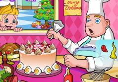 игры манящий рождественский пирог