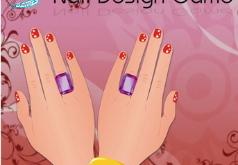 игры ногти красить лаком