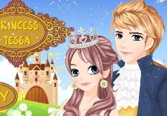 Игры Princess Tessa Games
