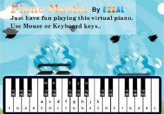 игры пианино мастер