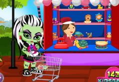 игры за покупками монстр хай
