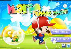 игры марио кисточка пузыря