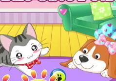игры мои два симпатичных животных