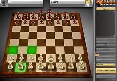 игра в шахматы 1 й разряд