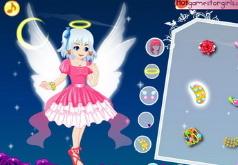 игры для девочек одевалки ангел и демон