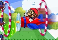 Игры Марио и воздушные трюки
