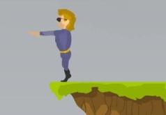 игра прыгать со скалы