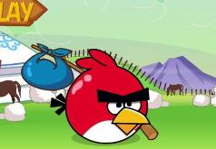 Игры Путешествие птички по миру