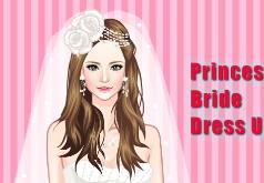Игра Принцесса Невеста Одевается