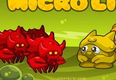 игры размножение бактерий